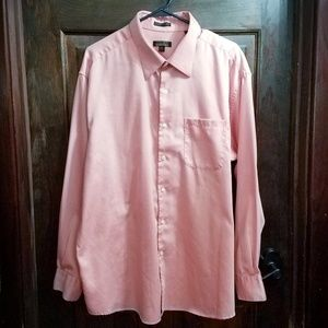 Easy Care Pink Dress Shirt